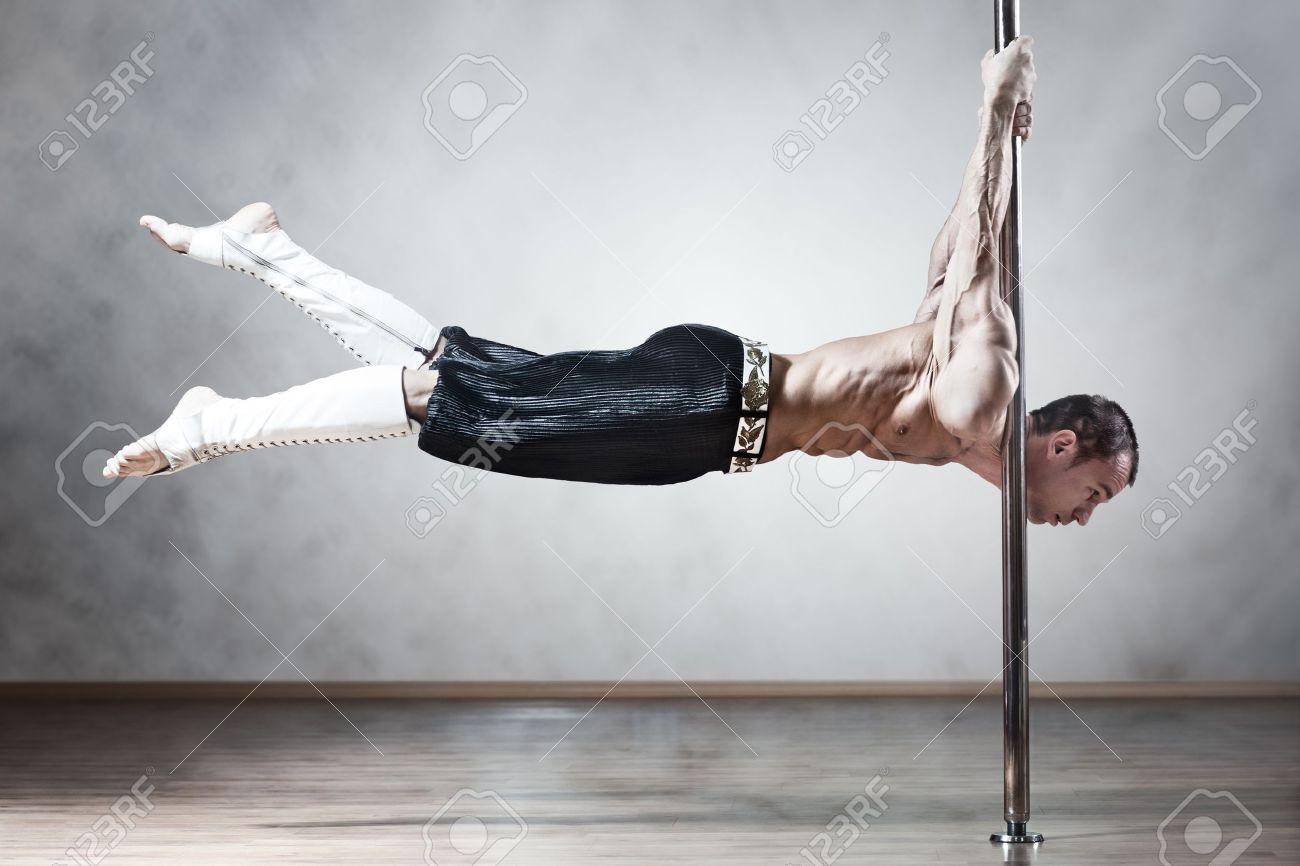 pole dance uomo