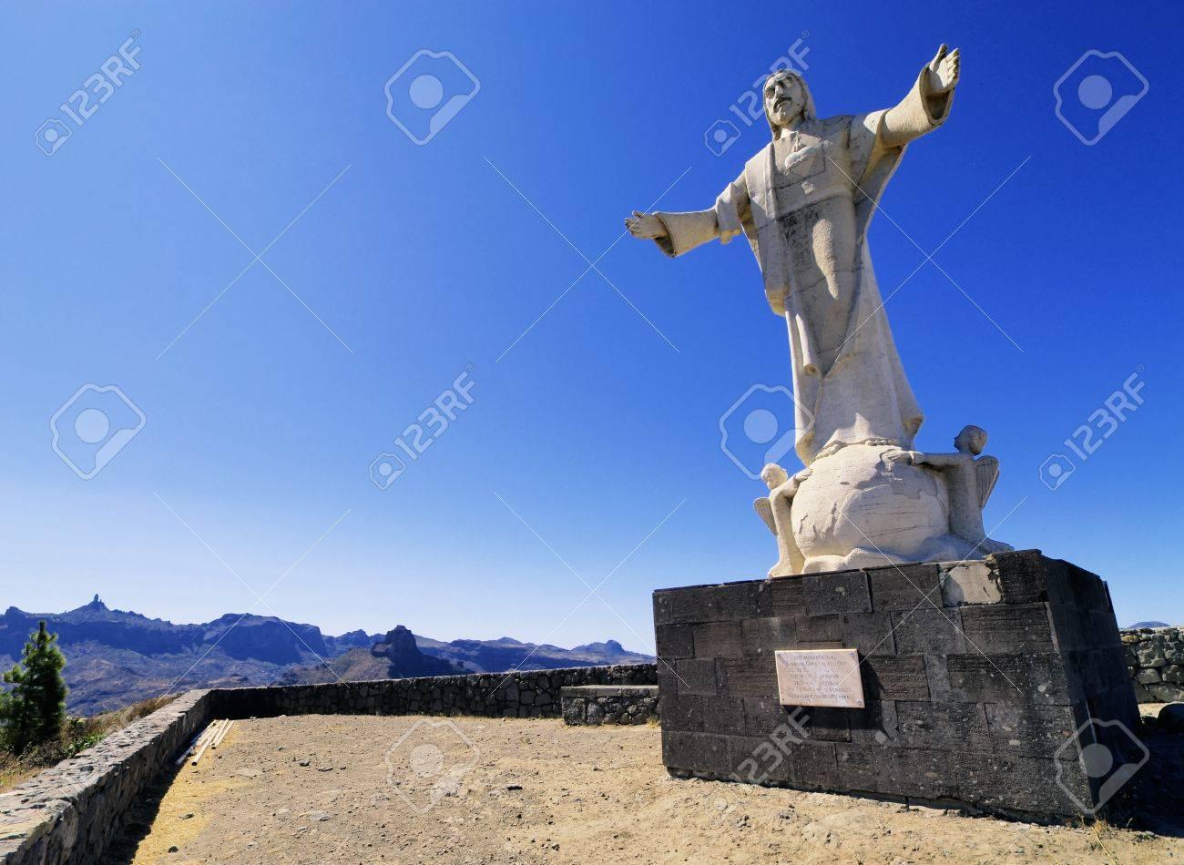 Artenara, Gran Canaria, Canary Islands, Spain Stock Photo - 15309128