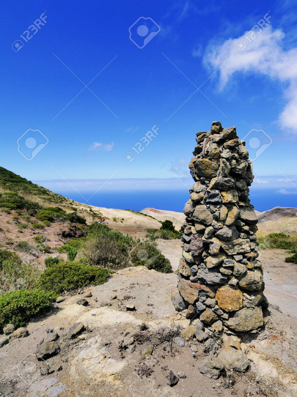 Teno Mountains, Tenerife, Canary Islands, Spain Stock Photo - 16582109