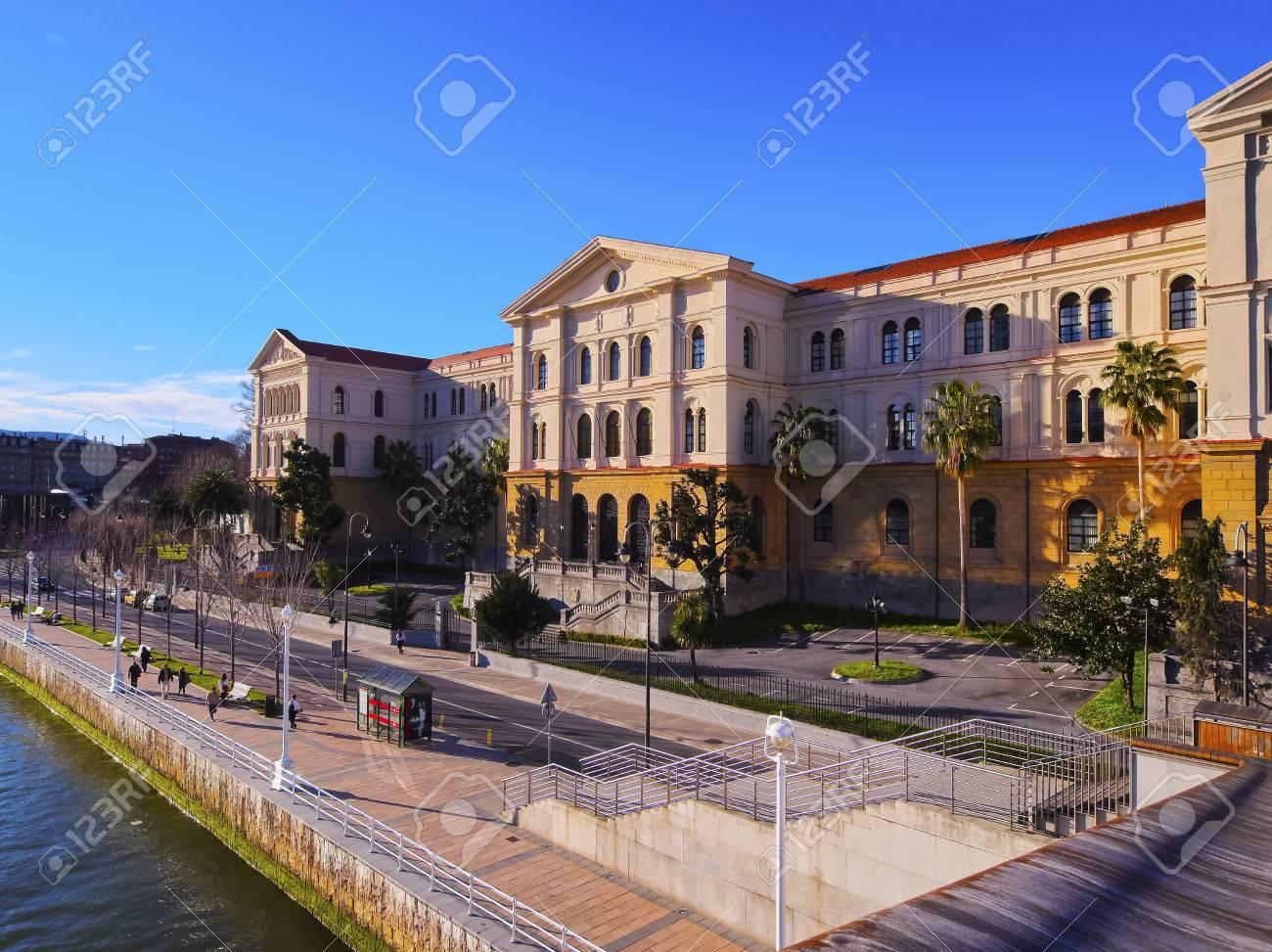 デウスト大学ビルバオ, ビスカヤ...