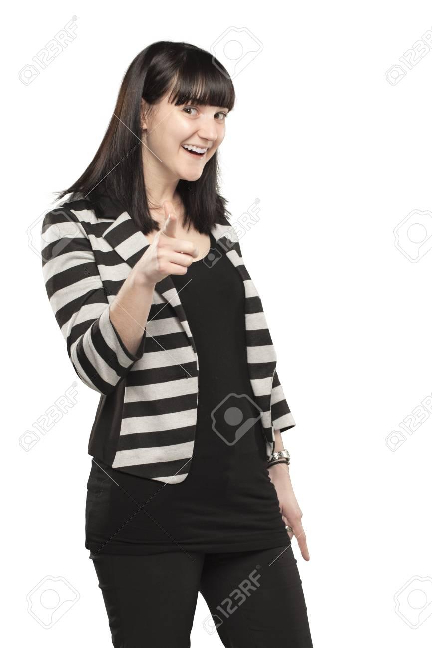 Donna Giovane La In Abbigliamento ProfessionaleEsprimendo 80OkZNwXnP