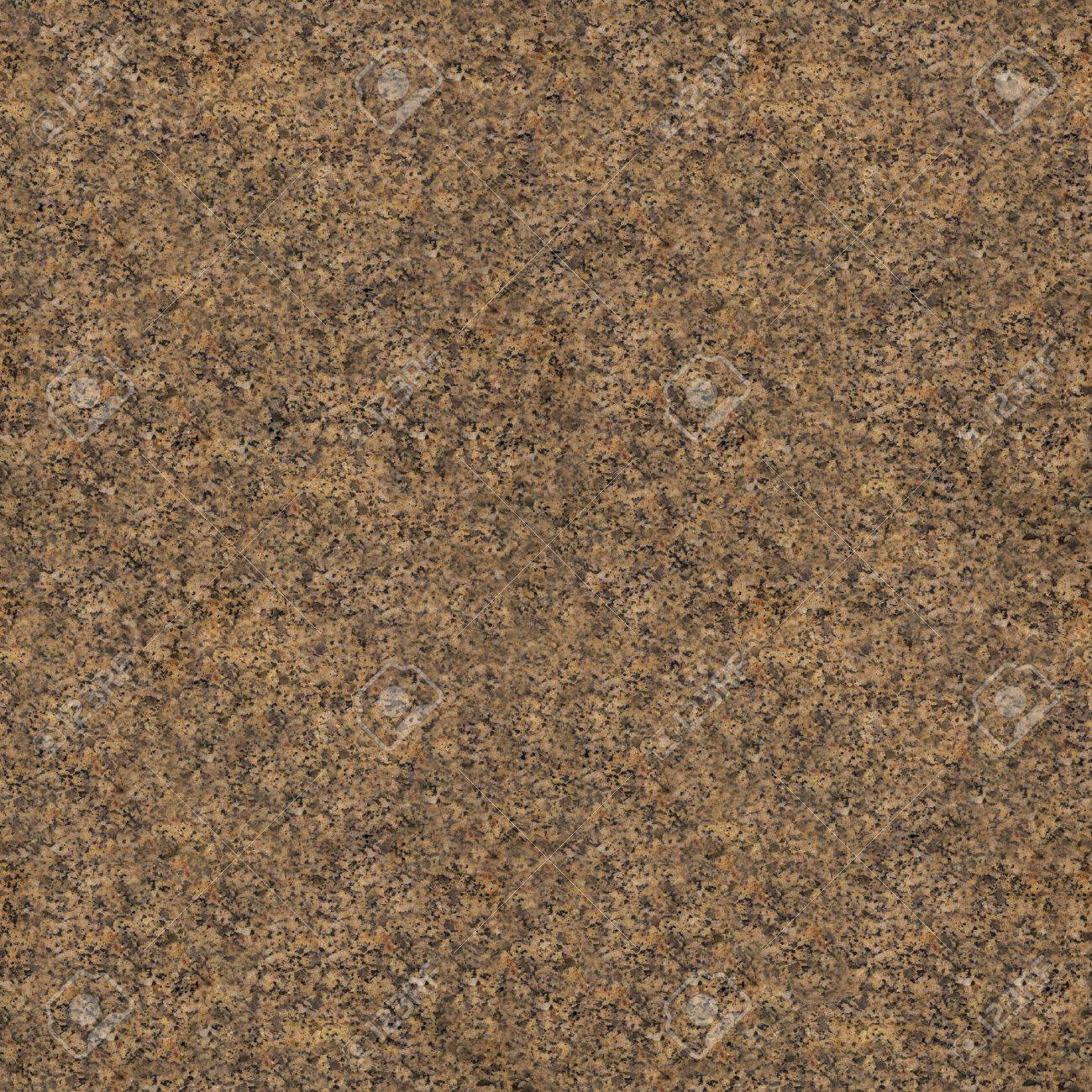 Tiling Brown And Black Granite Texture Or Background Stock Photo
