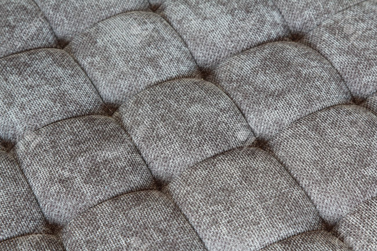 Background Of Grey Fabric Sofa Pattern Stock Photo Picture And