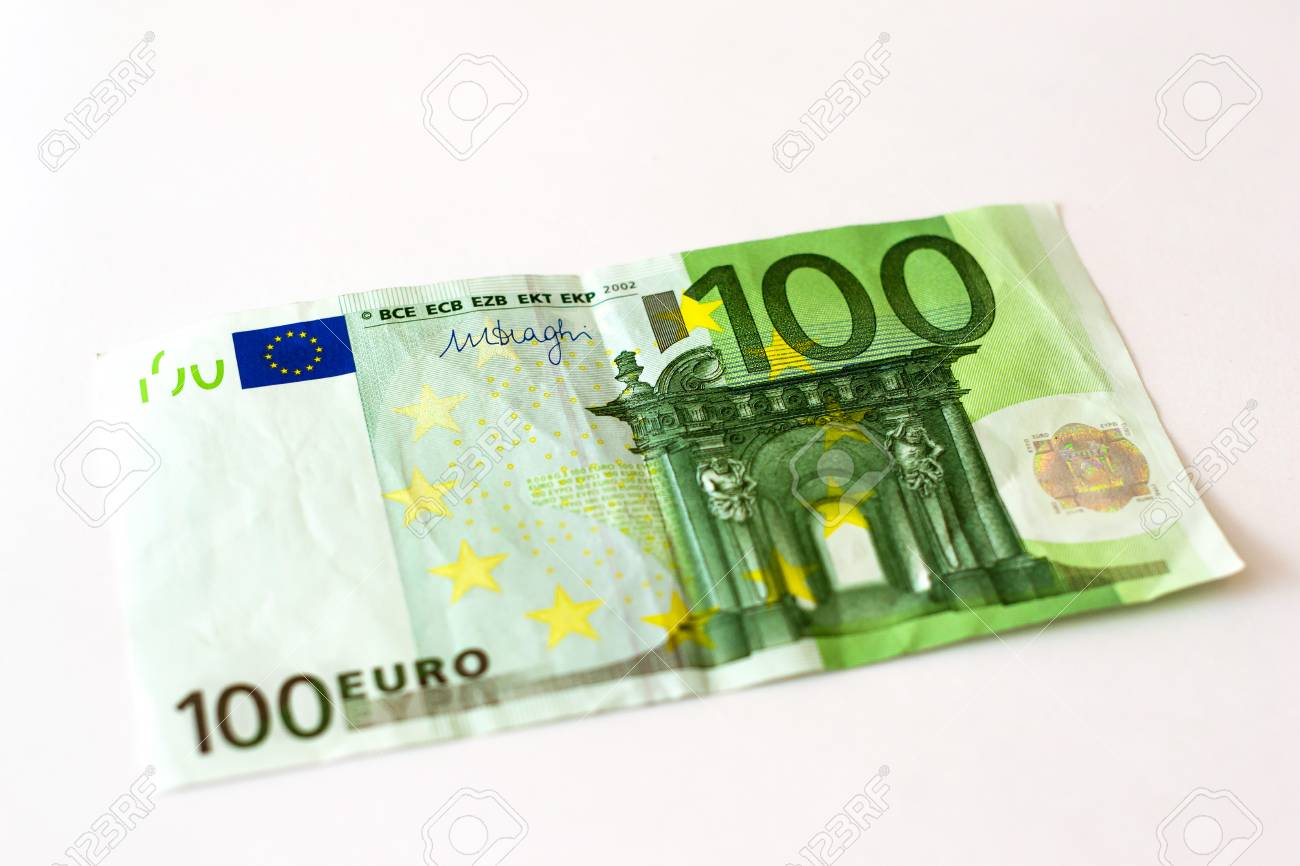 Euro banknotes are in denominations of 100 euros symbol of european euro banknotes are in denominations of 100 euros symbol of european currency to wealth and biocorpaavc Images