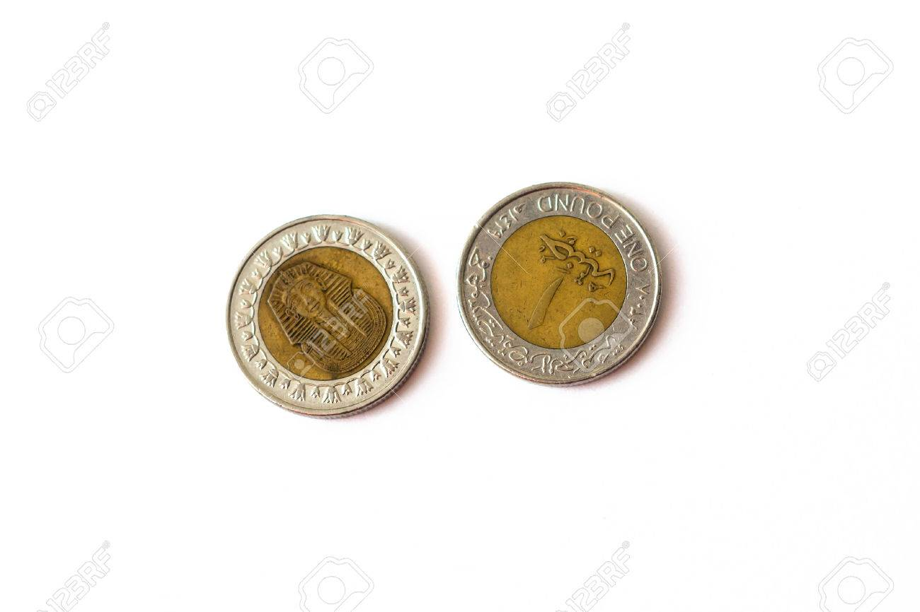 1 egyptian pound coin denominations of one egp with sphinx 1 egyptian pound coin denominations of one egp with sphinx symbol of egypt currency biocorpaavc Images