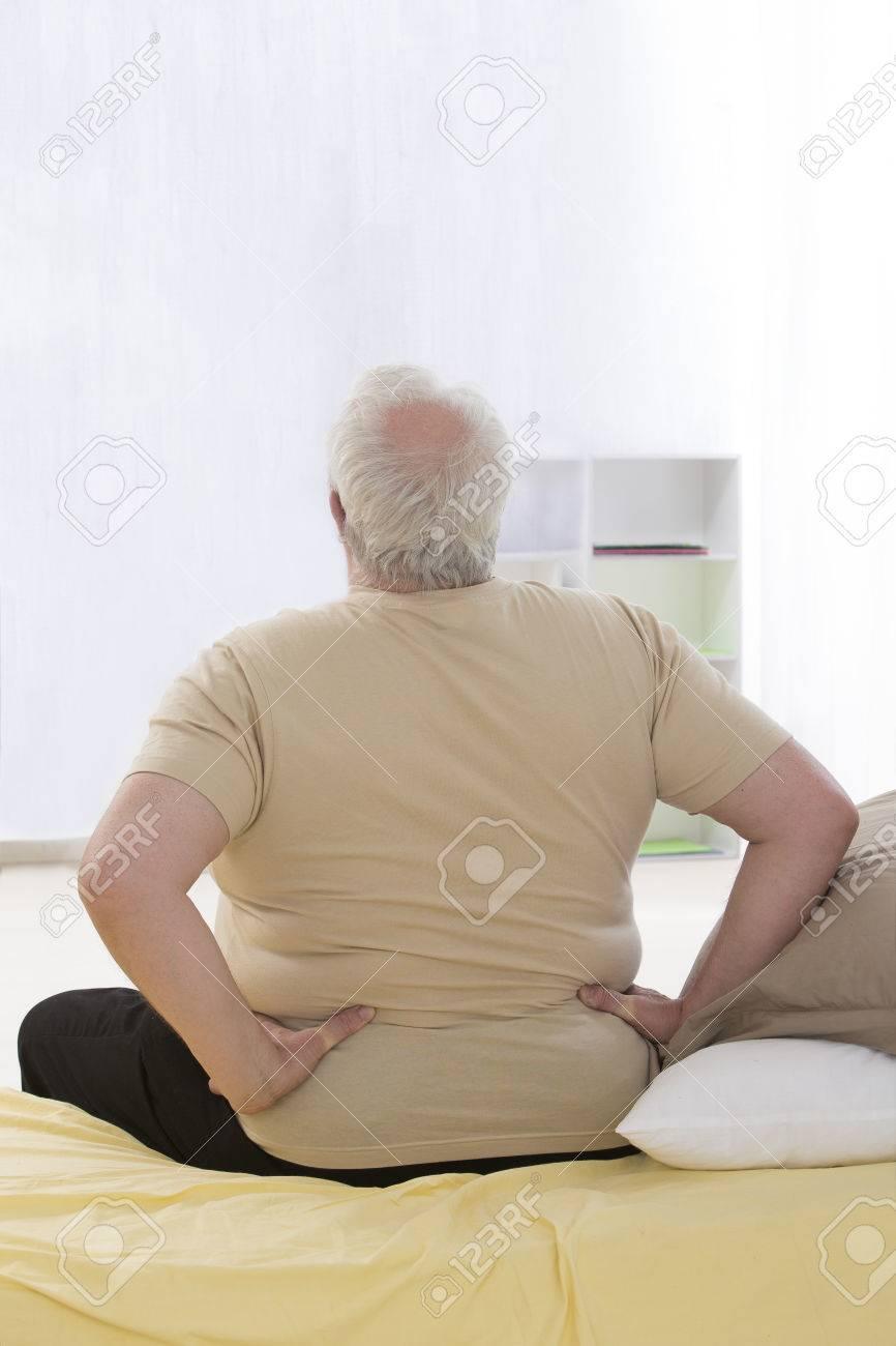 Man suffering from backache - 35290532