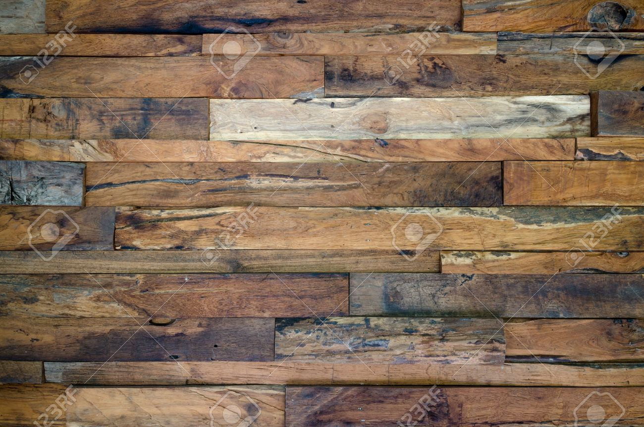 Stock Photo   Timber Wood Wall Texture Background
