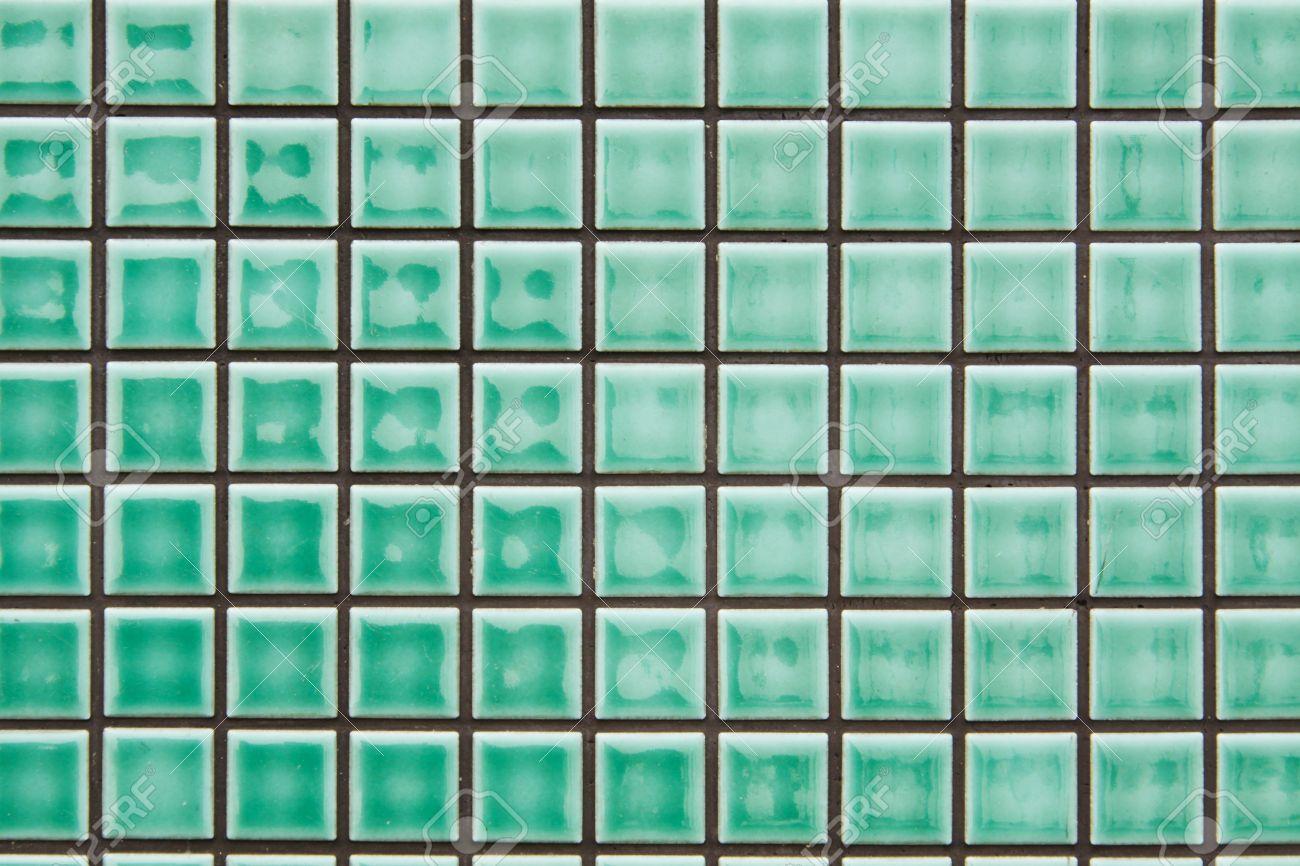 Moderne fliesen textur  Moderne Design Der Grünen Mosaik Fliesen Textur Wand Boden, Wand ...