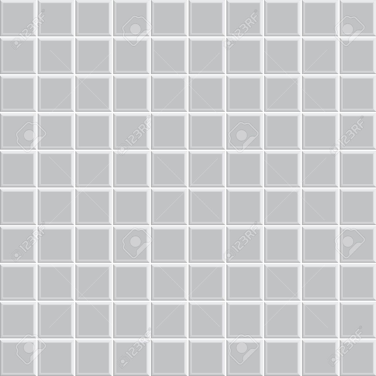 archivio fotografico piastrella quadrata grigio texture di parete e pavimento di piastrelle di bagno interno piscina cucina vettore