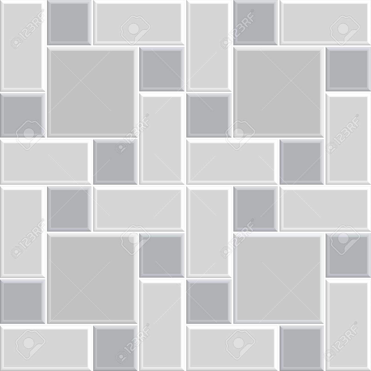 Modern Tile Texture Floor, Pattern Style Design Interior, 3d ...