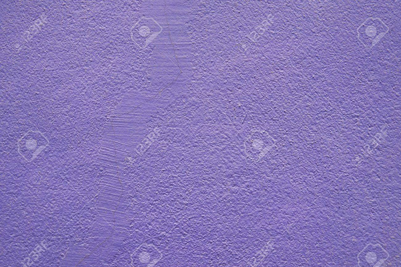 beautiful new purple texture paint wall with crack for interior background Stock Photo - 83780256 & Beautiful New Purple Texture Paint Wall With Crack For Interior ...