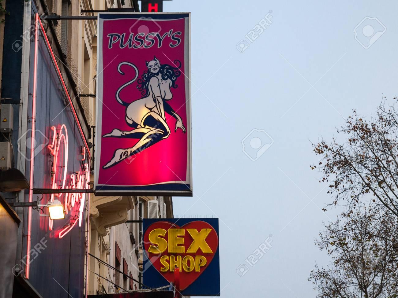 stores sex