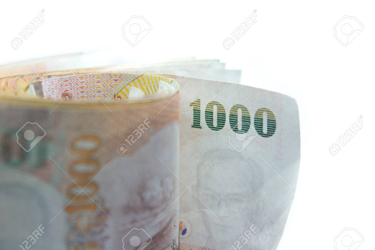 money roll thailand Stock Photo - 15830693