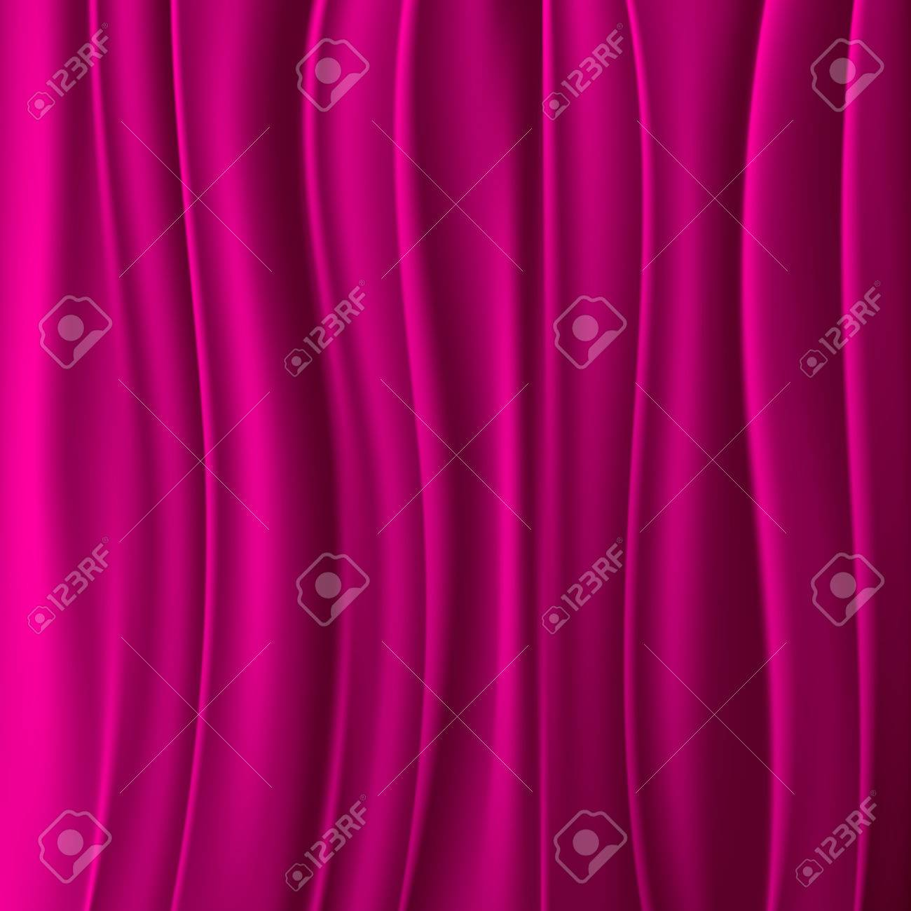 Magenta curtain abstract background - 43592236