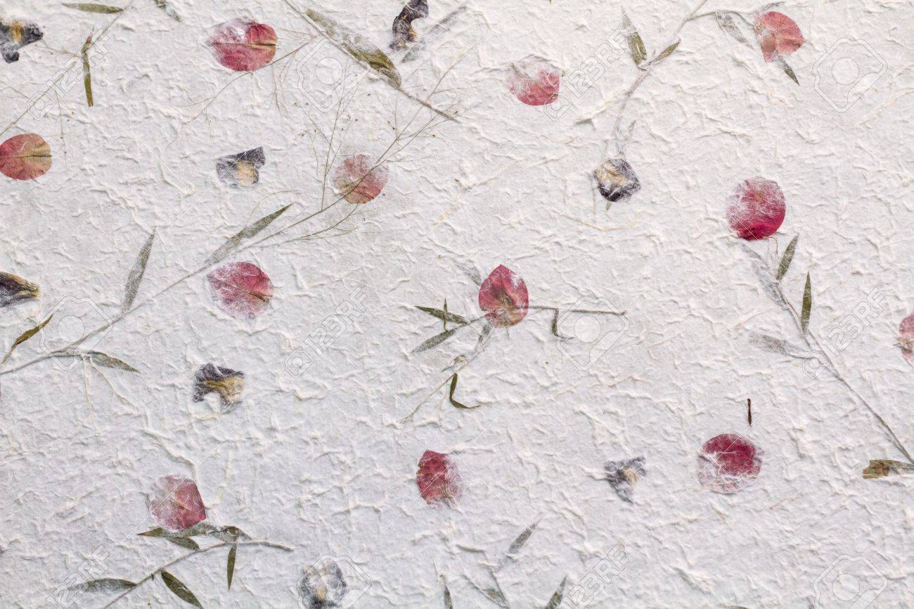 this is hand made paper from Thailand called Sa Paper use for art work texture and background Stock Photo - 14892194