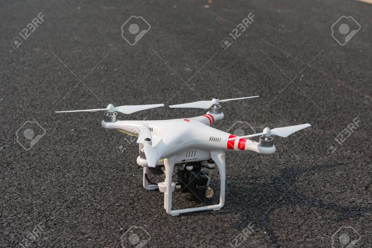 best wholesaler sneakers united states SHANGHAI,CHINA-April 30,2015:Flying drone quadcopter Dji Phantom..