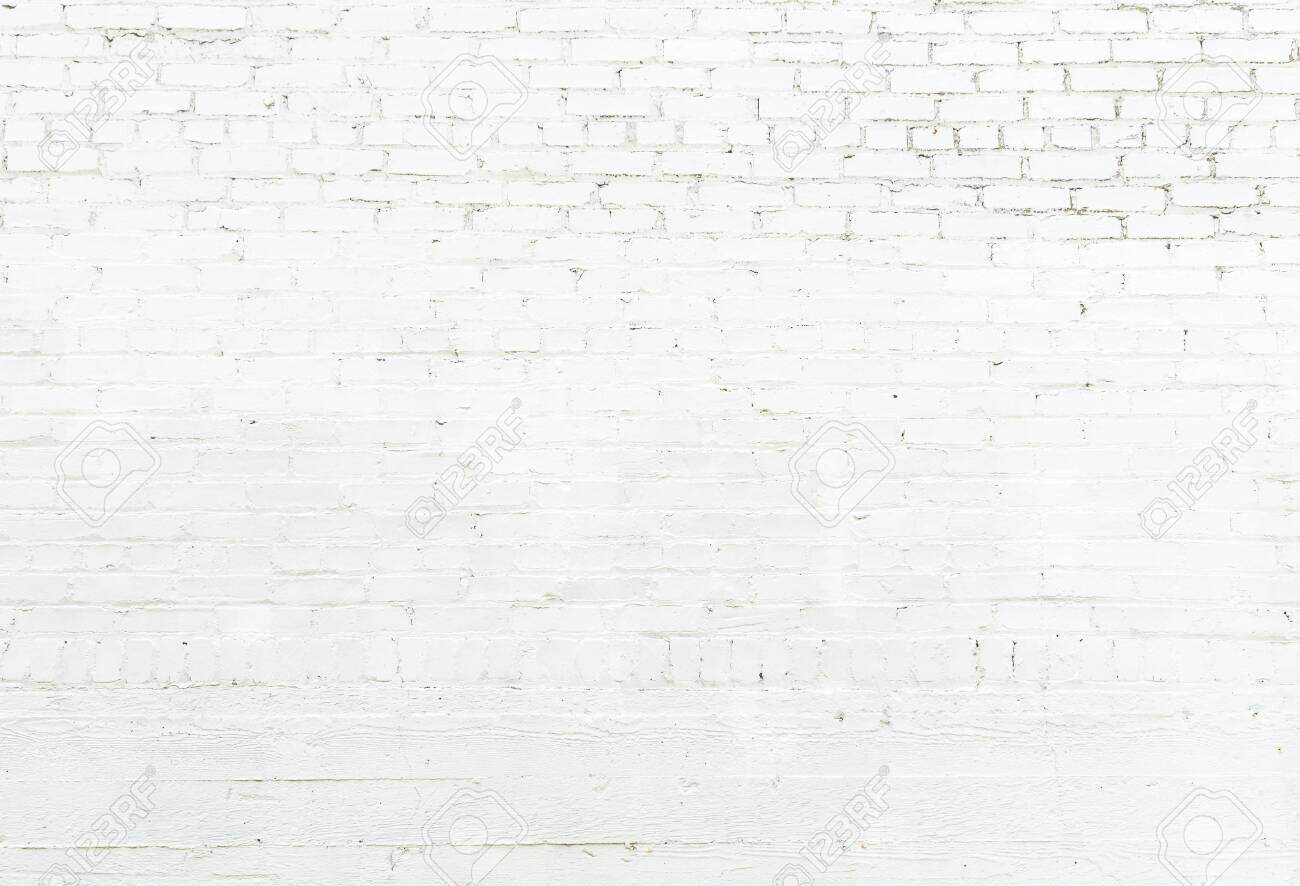 white wall texture for background. - 147270161