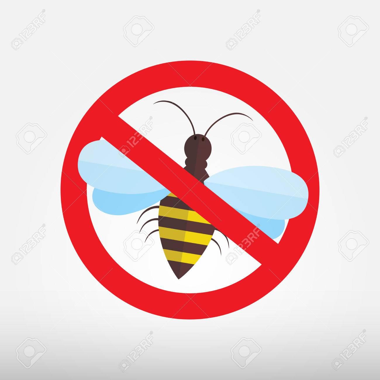 Honey bee icons vector illustration bumblebees symbols sticker honey bee icons vector illustration bumblebees symbols sticker with warning sign bee icon biocorpaavc