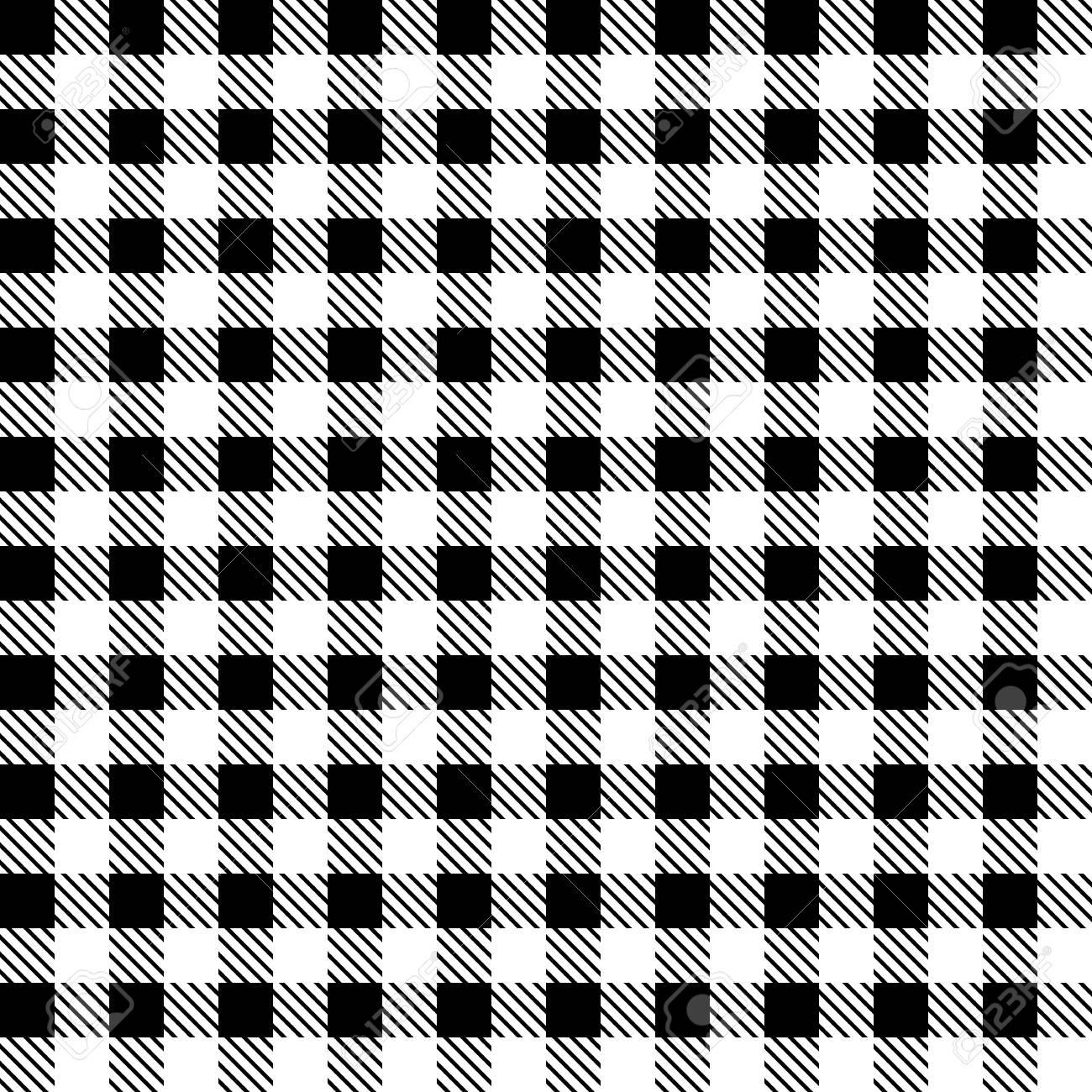 Cuadro Negro Y Blanco
