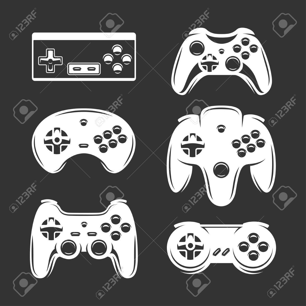 Game video vintage