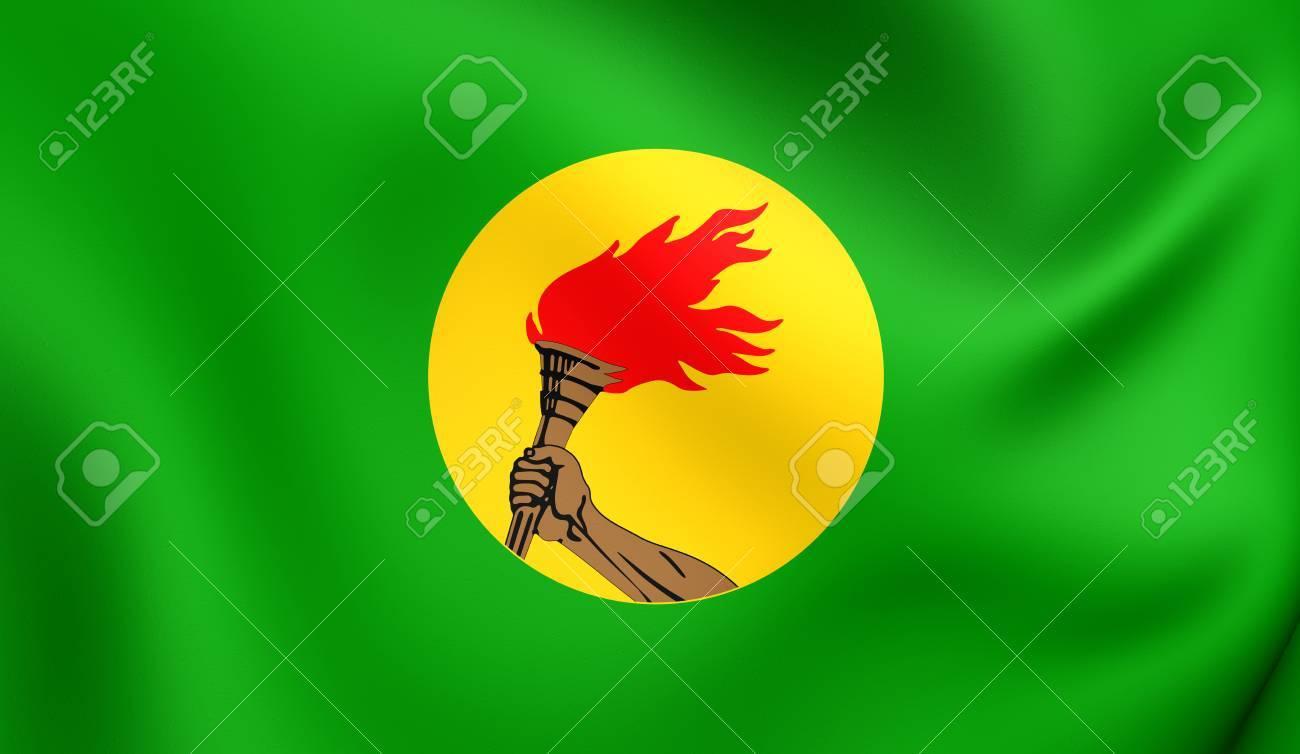 drapeau zaire