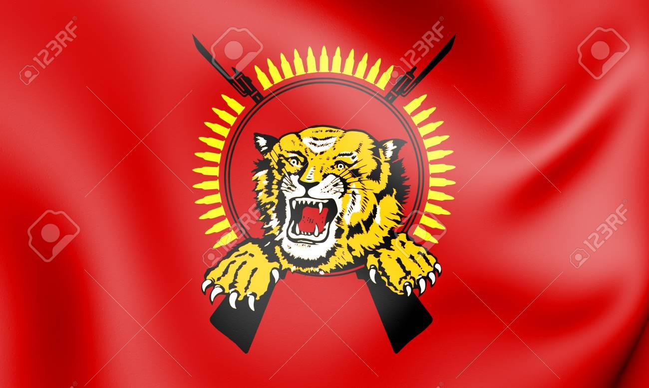 tamil eelam flag