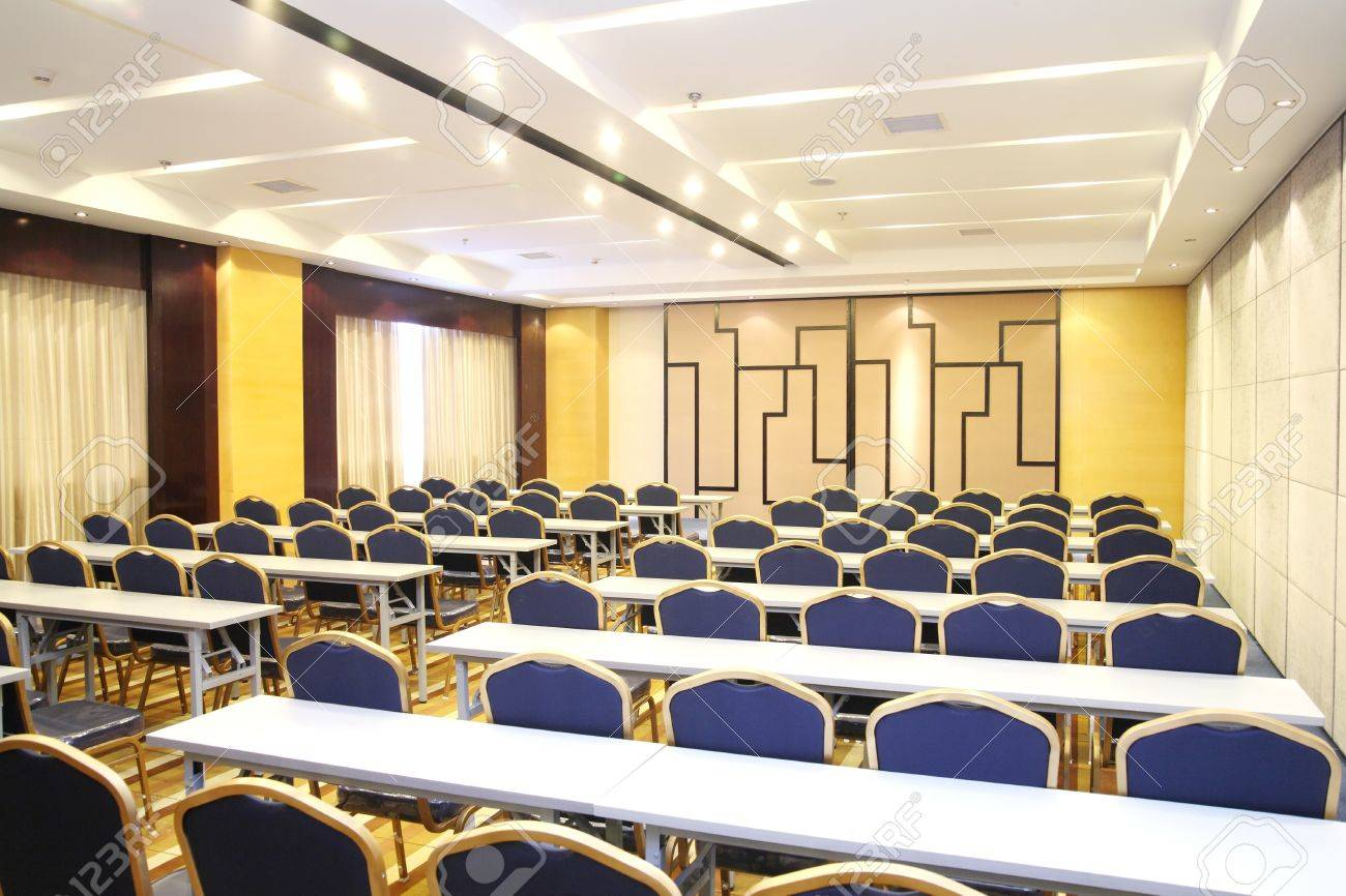 Empty conference room for very important meetings Stock Photo - 10306084