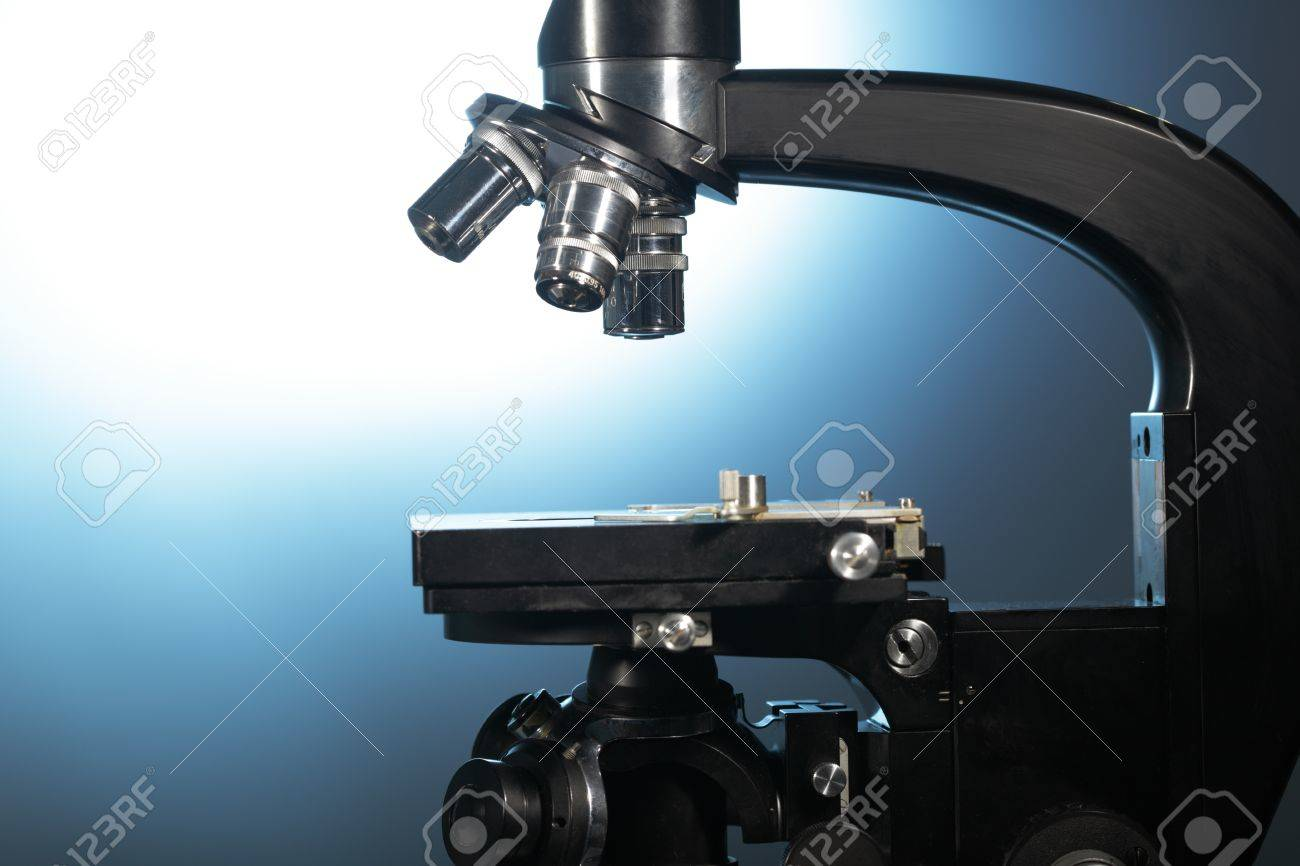 microscope Stock Photo - 9929227