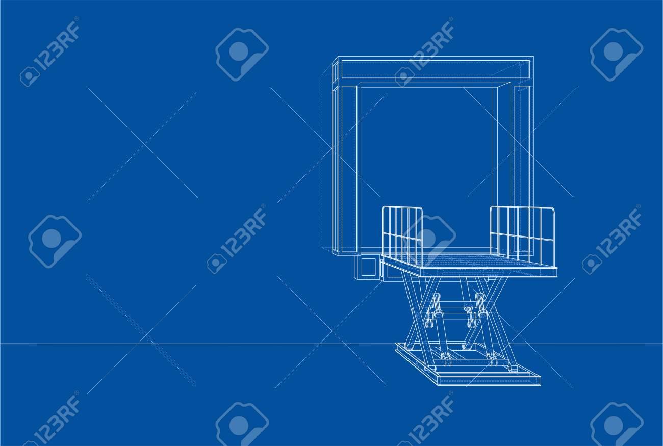 Dock Leveler Wiring Diagram - Wiring Diagrams List on