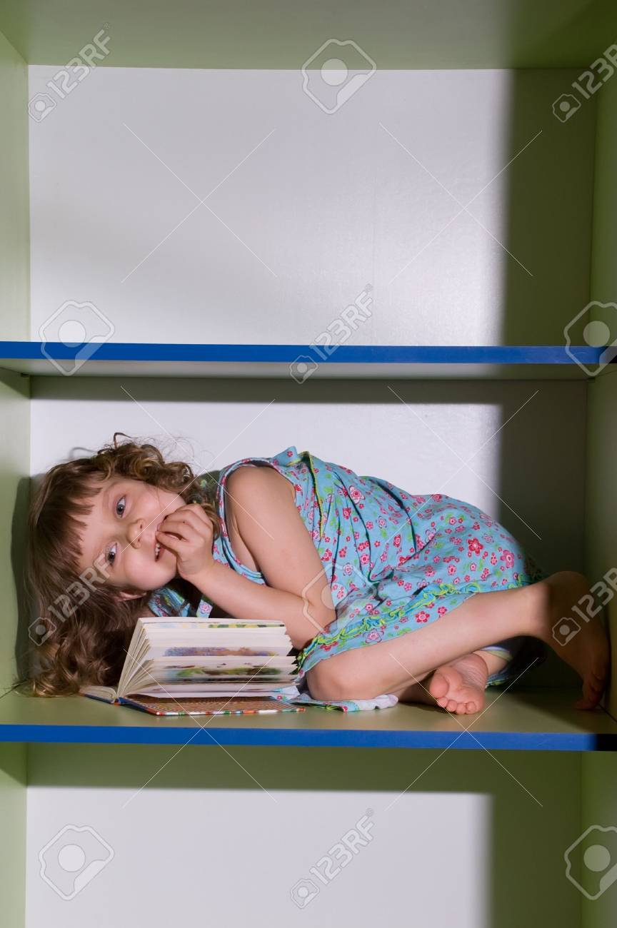 dreamy reader Stock Photo - 4644904