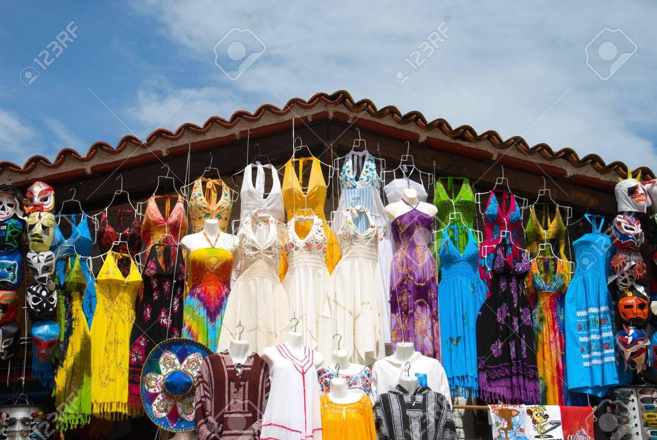 Foto de archivo - Mercado a cabo en Puerto Vallarta 472e1f18134
