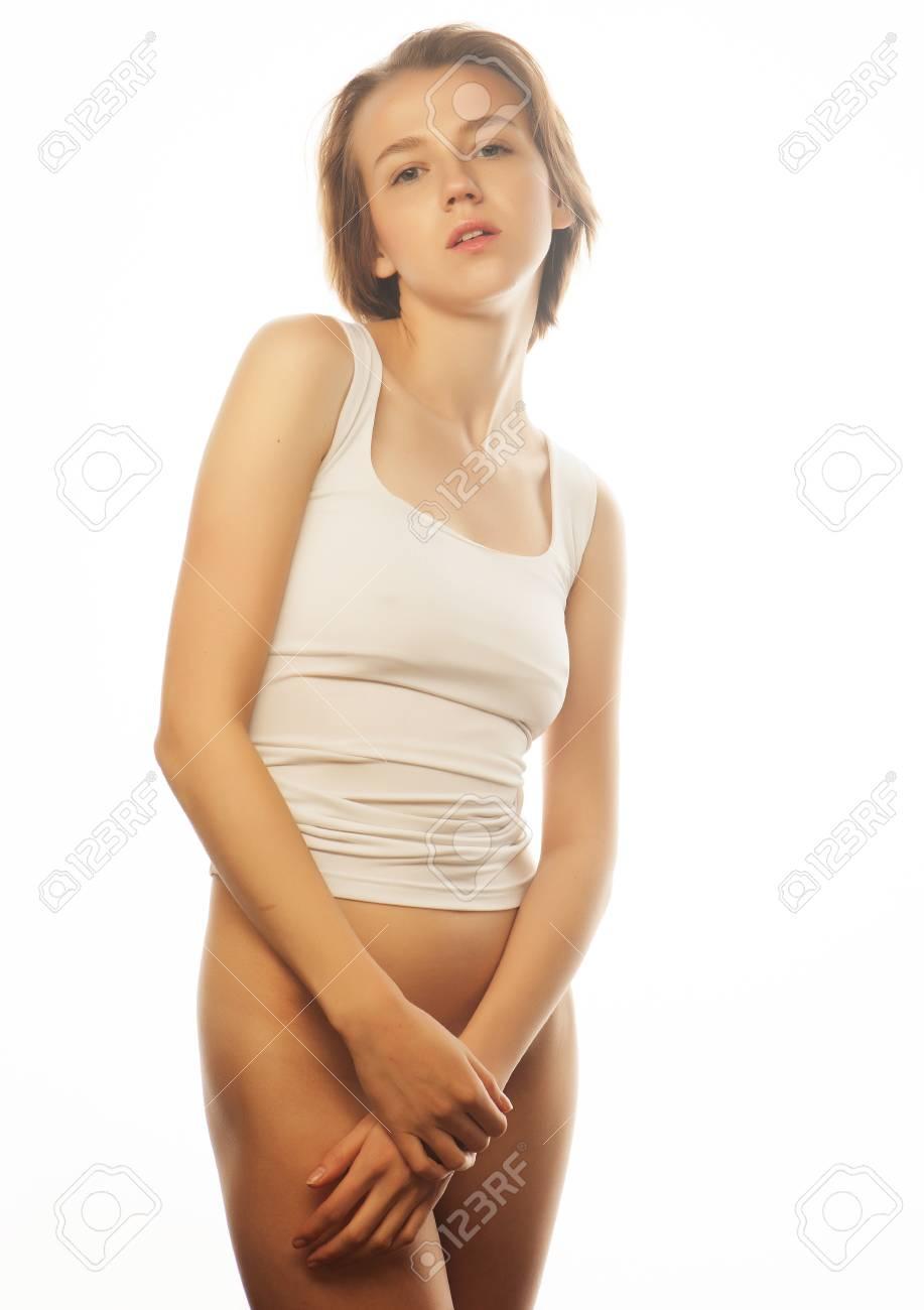 Writes slut on girl with marker