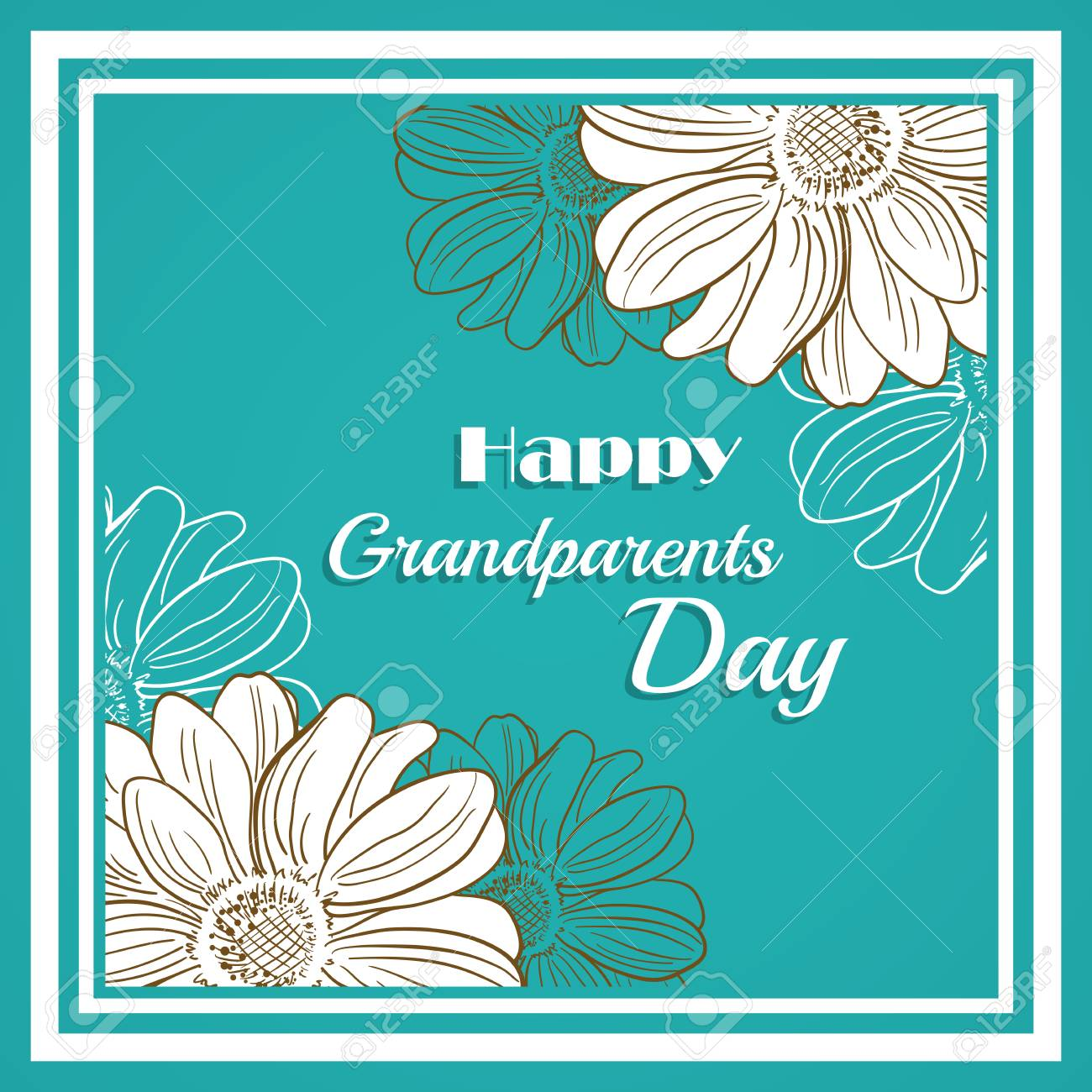 Greeting card for grandparents day royalty free cliparts vectors greeting card for grandparents day stock vector 84829148 m4hsunfo