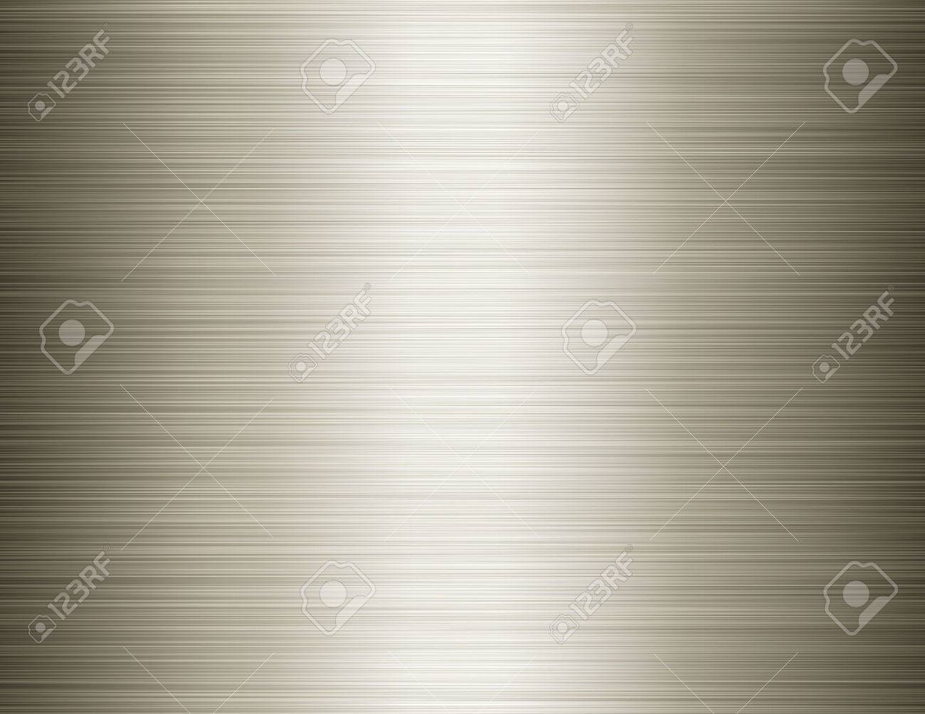 brushed metal stainless steel Stock Vector - 6218730
