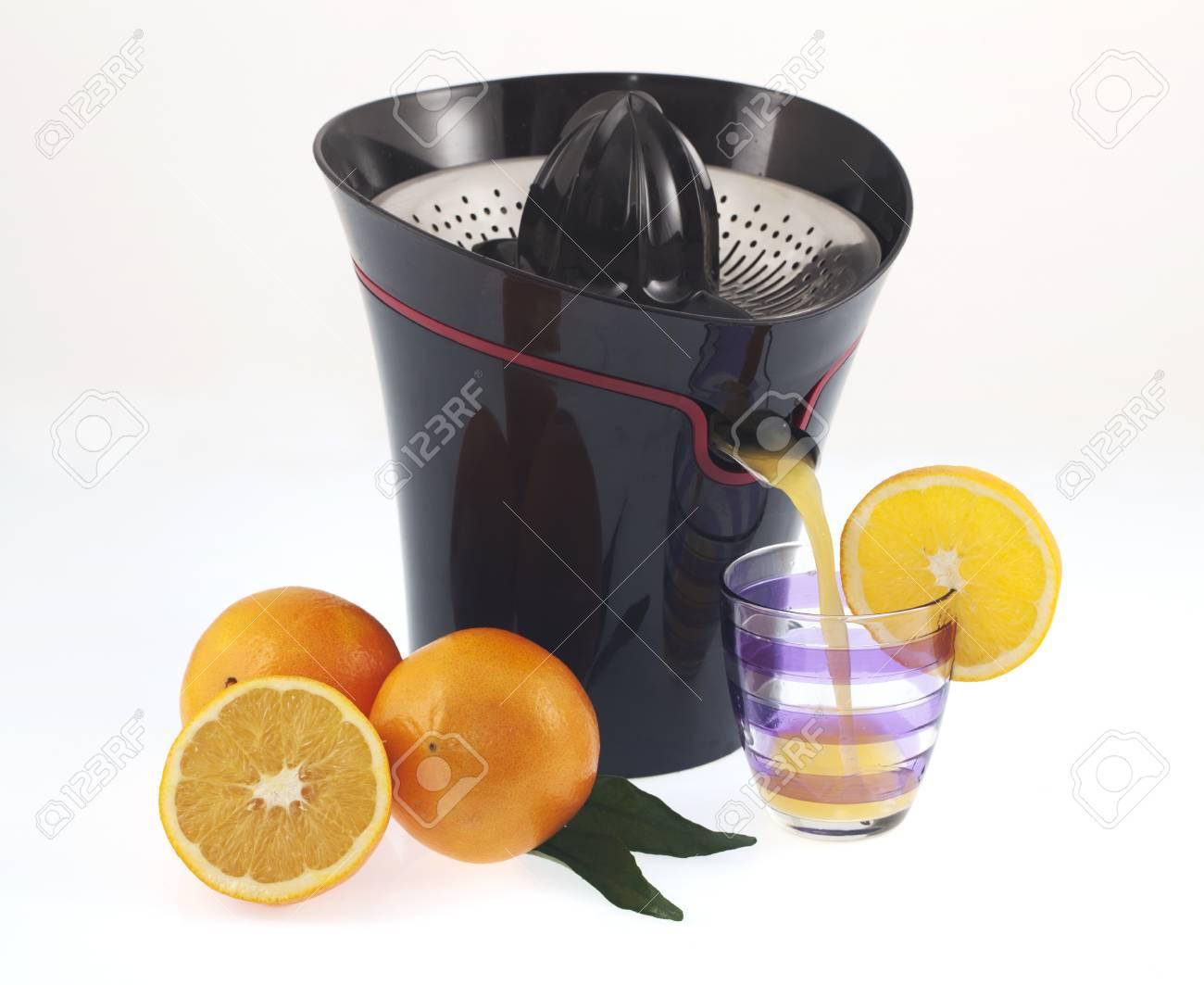 Orange squeezer Stock Photo - 11288682