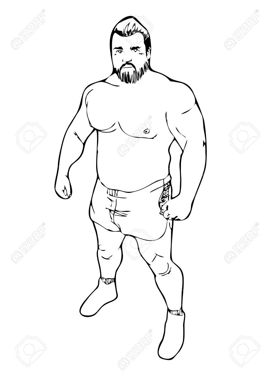 коренастый мужчина фото