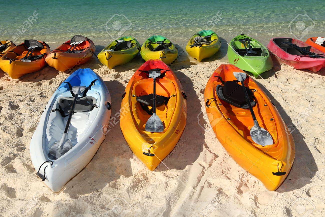 Beach Activities Stock Photo - 6061889