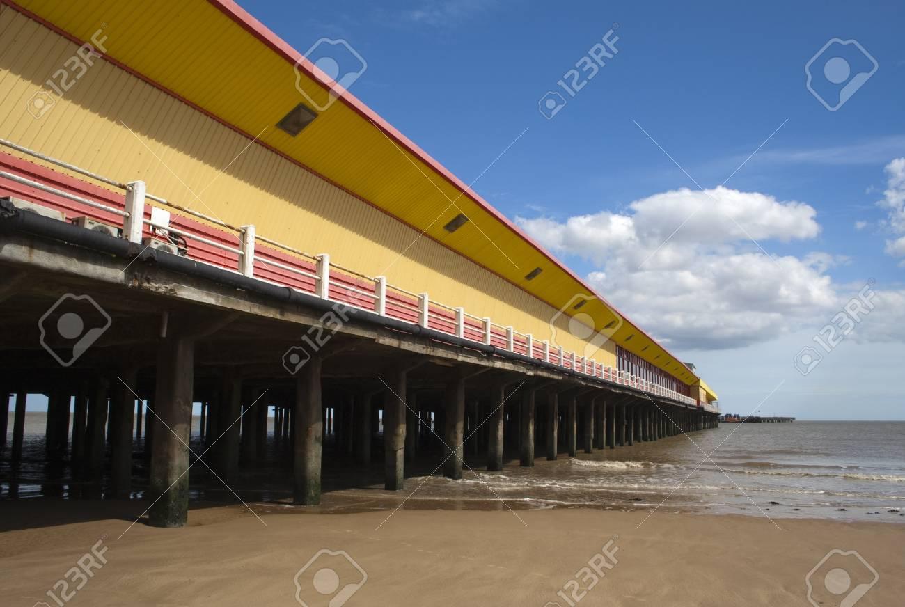 Pier at Walton-on-the-Naze Essex, England Stock Photo - 13675688
