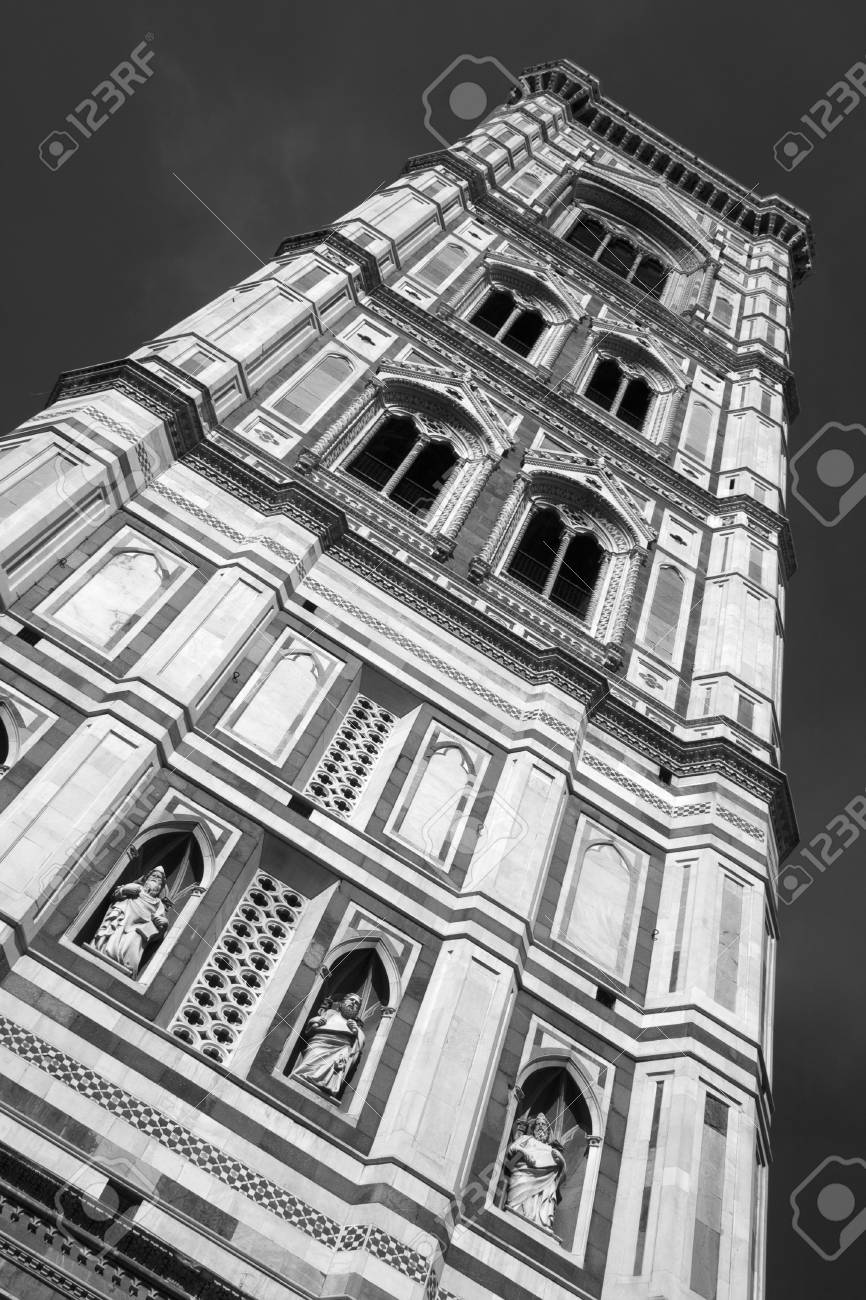 The Campanile of Florence Cathedral Stock Photo - 14665010