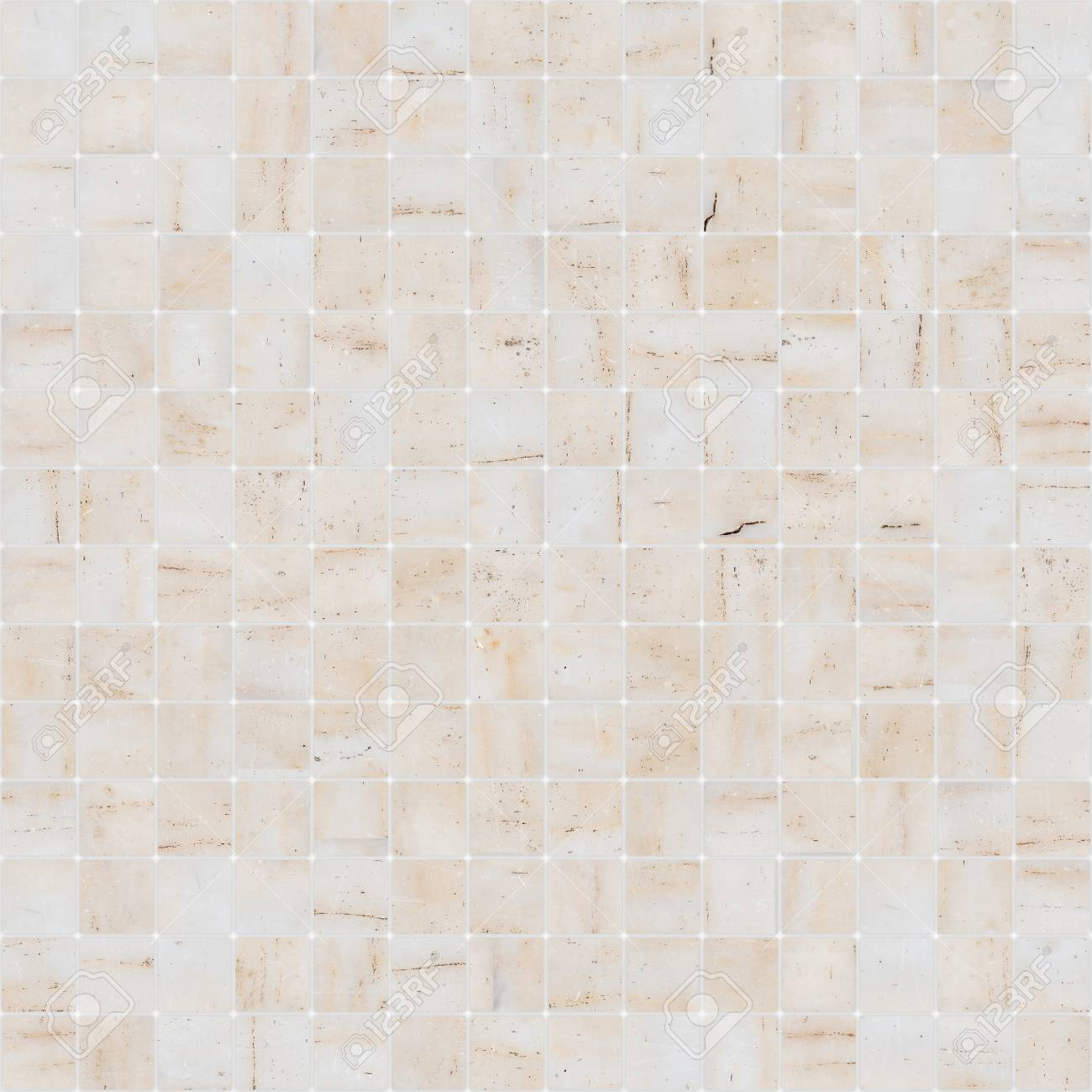Yellow White Mosaic Marble Tile Texture Seamless Stock Photo Picture And Royalty Free Image Image 70854399