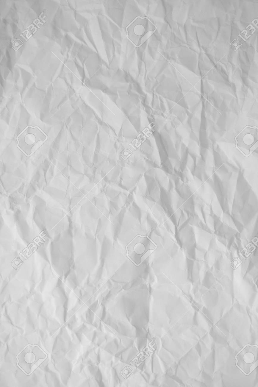 paper texture. white paper sheet. white creased paper background