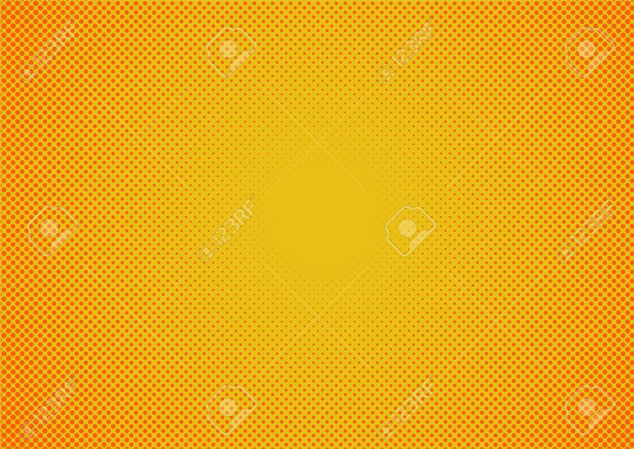 Abstract Gradient Background With Beautiful Halftone. - 133151127