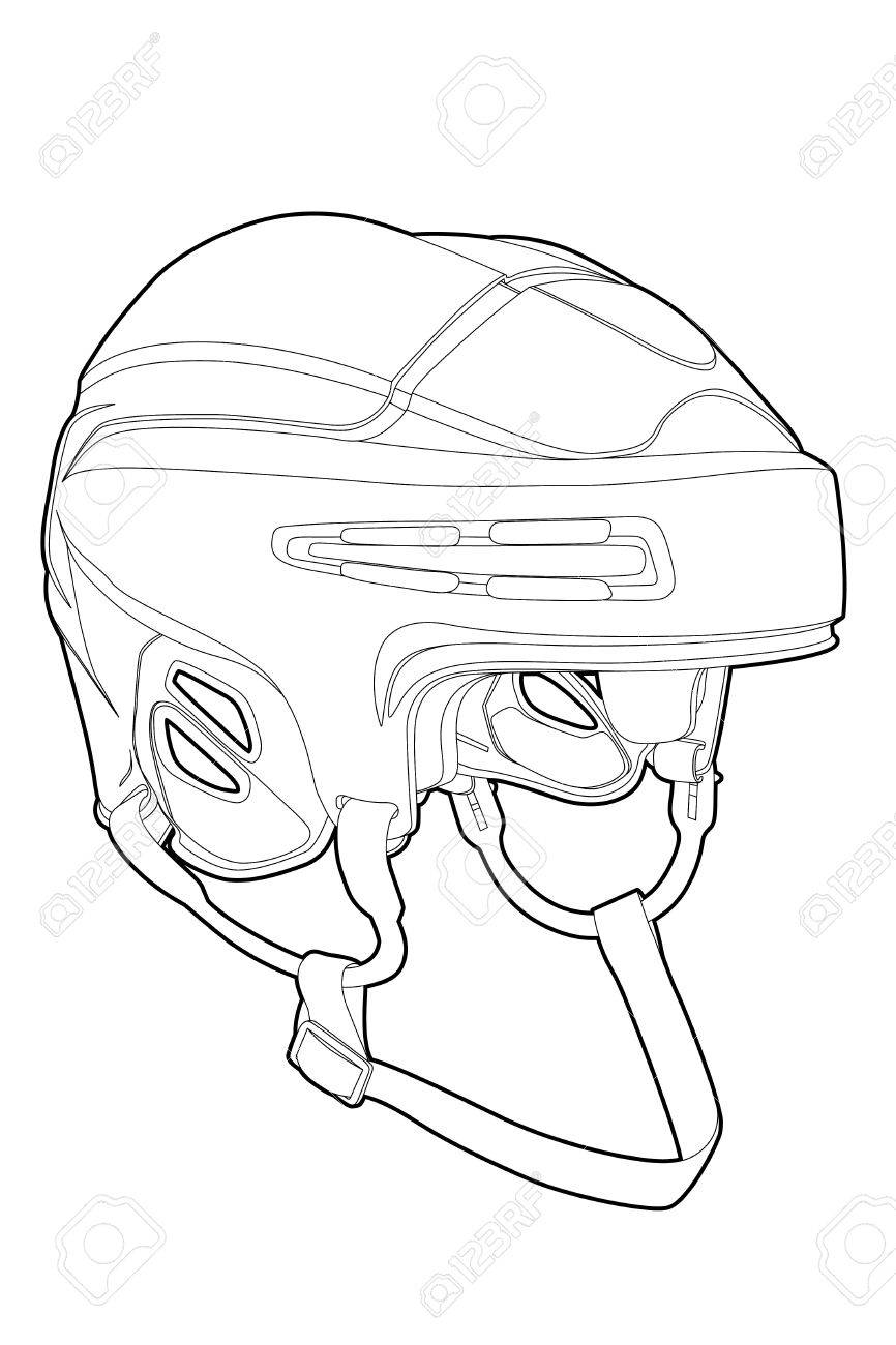 459 ice hockey gear stock illustrations cliparts and royalty free