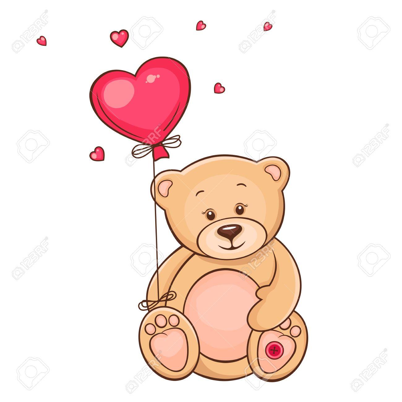 Teddy Bear Drawing