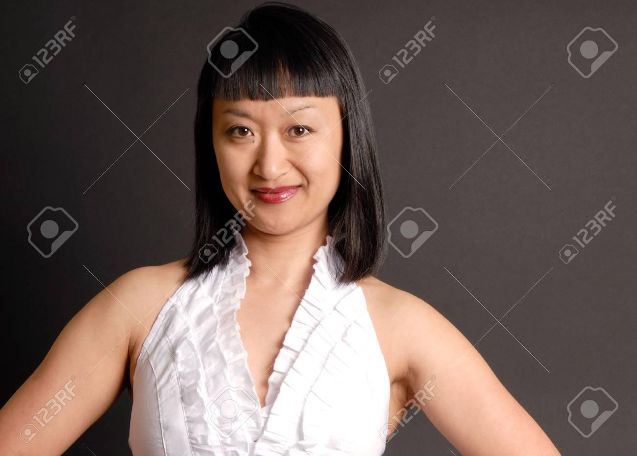 Confident Woman Stock Photo - 1298477