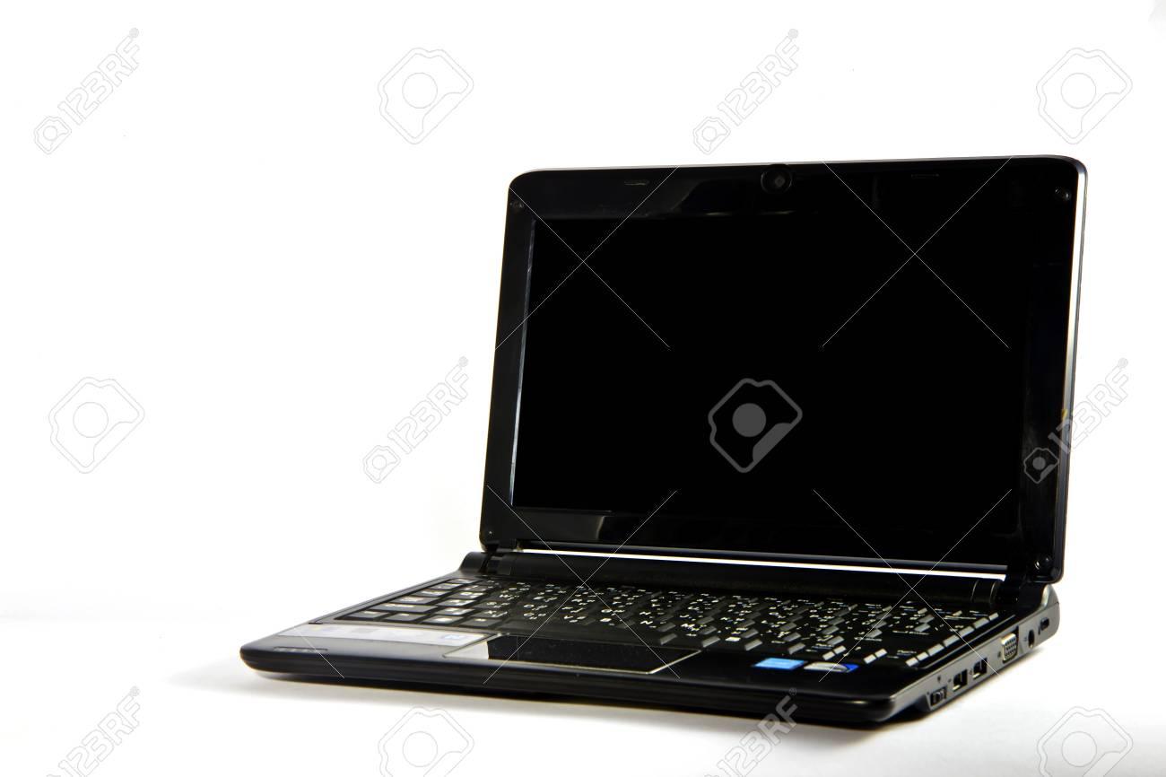 Schwarz Computer Die Haben Kleine Bear Bequeme Verwenden