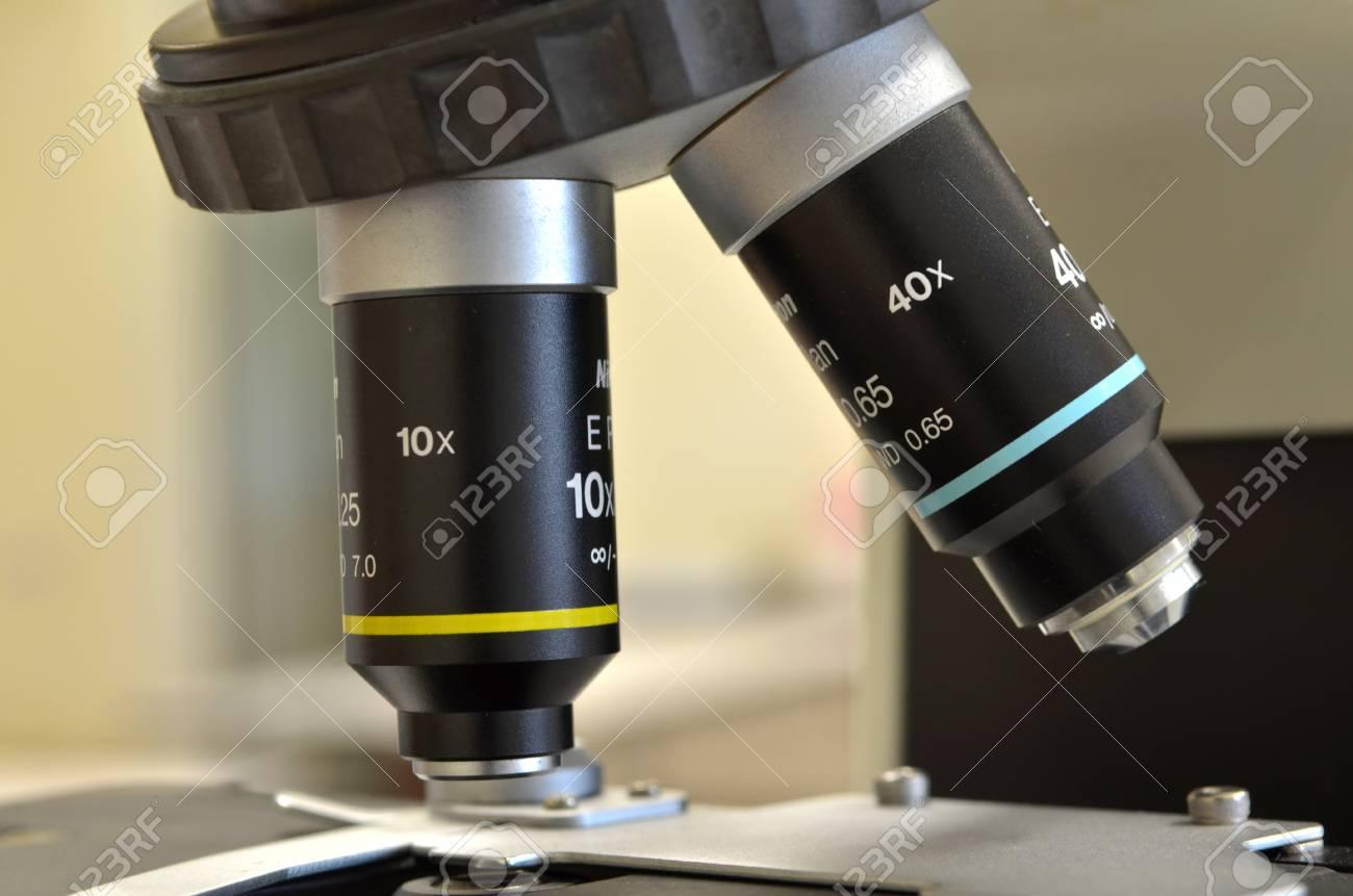 closeup microscope - 12322656