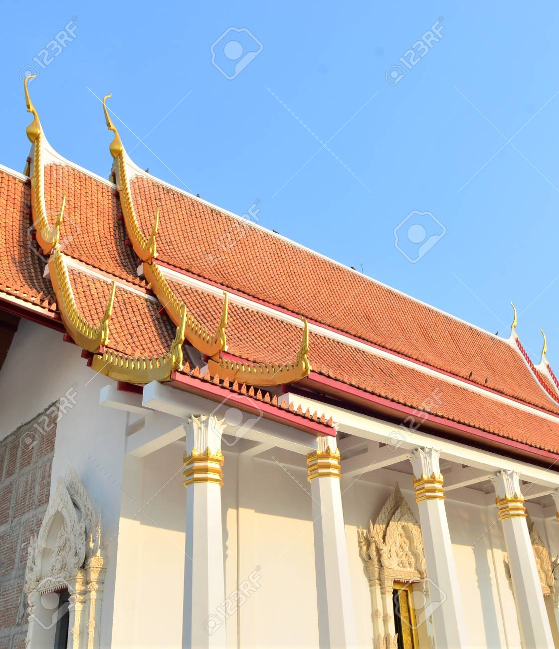 temple in Thailand Stock Photo - 13505814