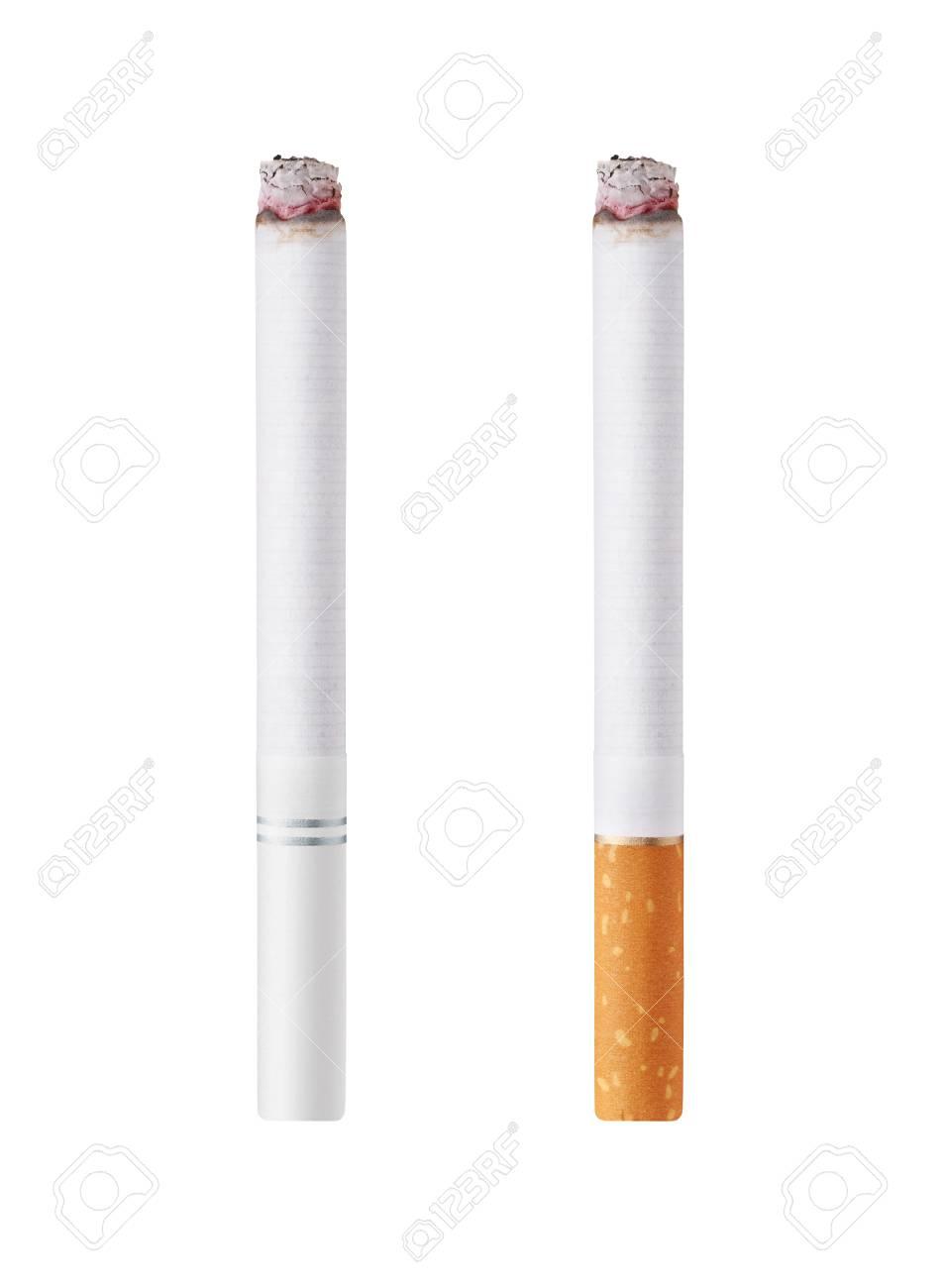 Filter zigaretten weißer Zigarettenfilter: Die