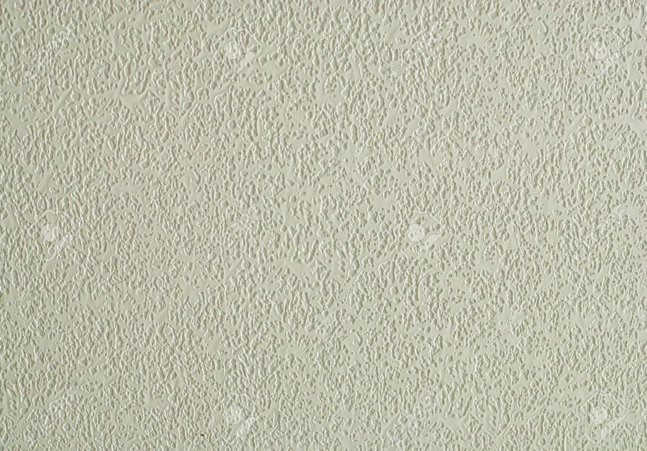 Cement Wall Texture Paint Cream Stock Photo - 17717286